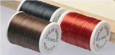 VENIARD - KEVLAR TYING THREAD 50 YARD KEVS