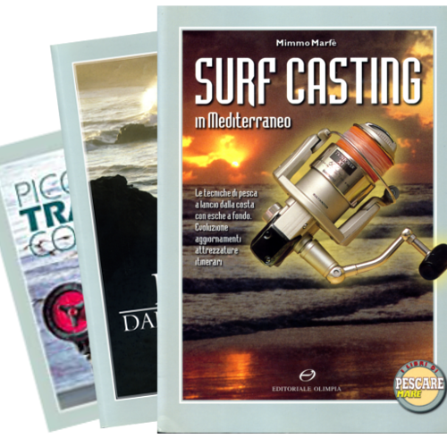 BOOK KIT - SEA FISHING
