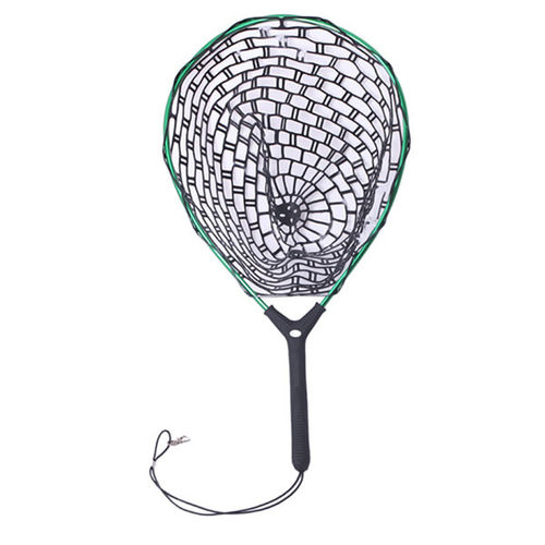 J.PARKER - ROUND HEAD GREEN  ALUMINUM RUBBER NET